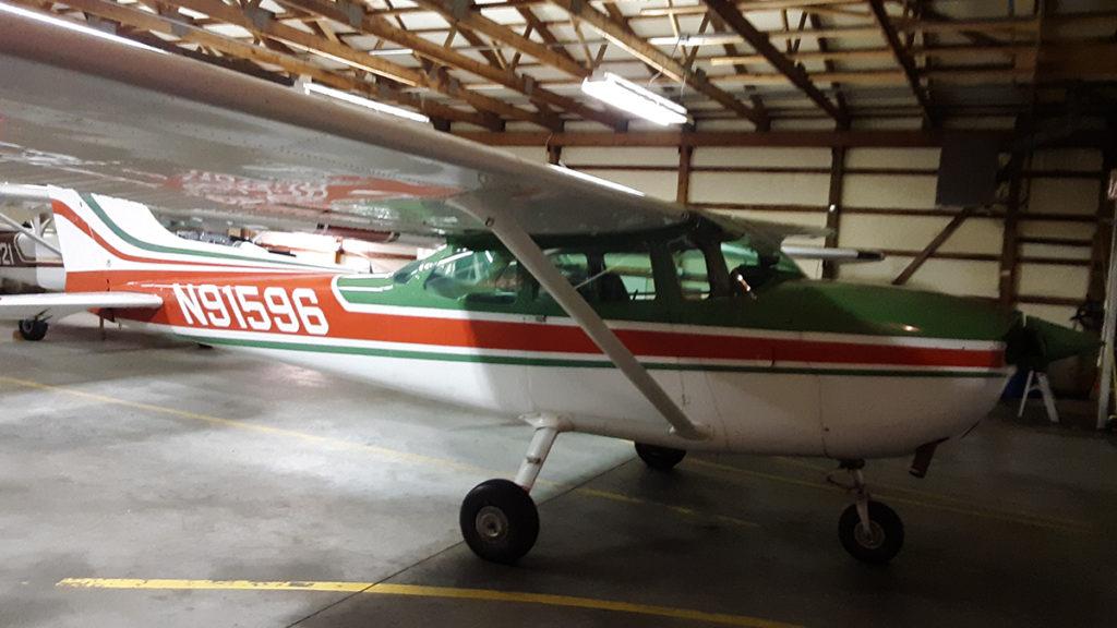 1973 Cessna 172M Skyhawk - N91596