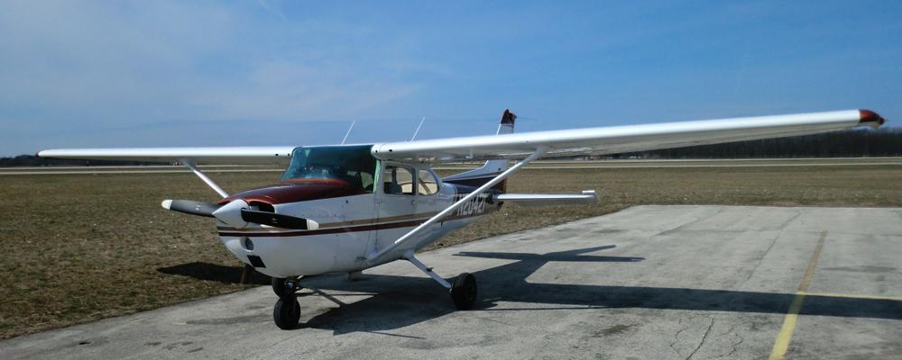 1973 Cessna 172M Skyhawk | N20421