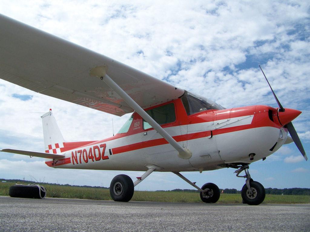 1976 Cessna 150M Commuter | N704DZ